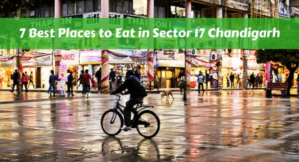 7 Best Places to Eat in Sector 17 Chandigarh (1)