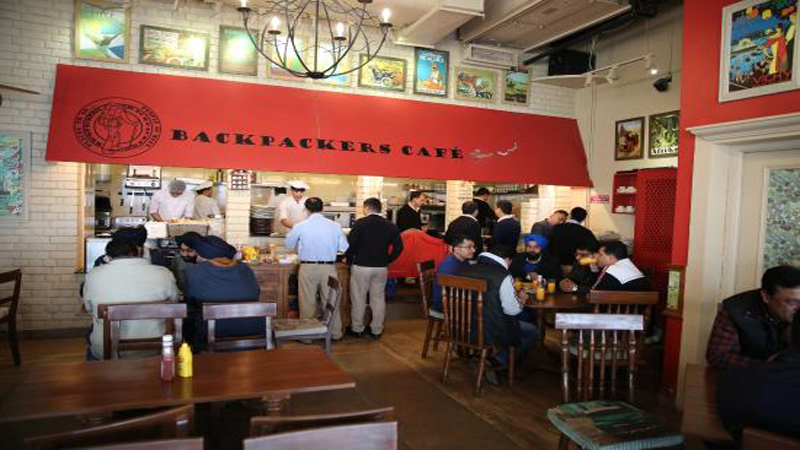Top Theme Based Cafes In Chandigarh